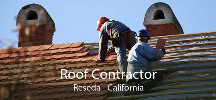 Roof Contractor Reseda - California